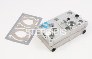 MAJORSELL CYLINDER HEAD COMPLETE-21707608