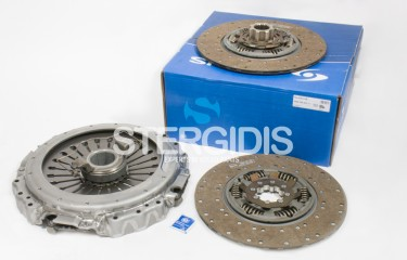 SACHS CLUTCH KIT FH16 V.2 WITHOUT PLATE /85000312/85000597