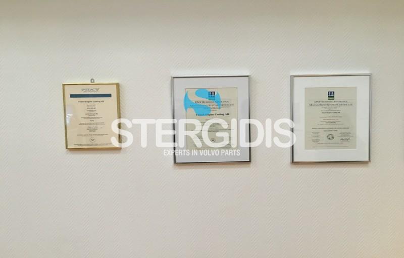 TITANX Certifications